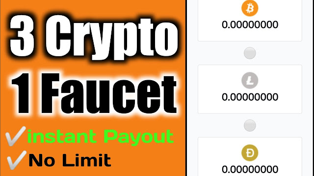New Free Bitcoin Btc Litecoin Ltc Earning Site 2020 Without invest | Earn Btc Daily Instant payout