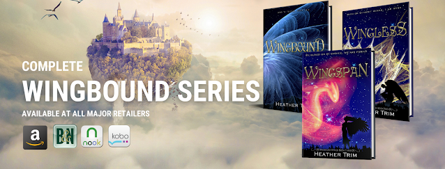 The Complete Wingbound Series - Now Available