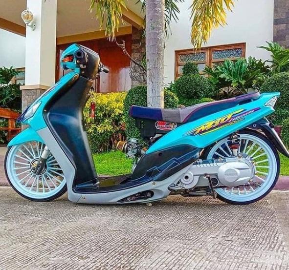 Modifikasi Mio Sporty thailook