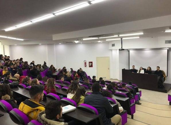 After Tirana, Durrës students locked up themselves inside University premises