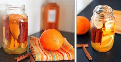 Limpiador casero de vinagre de naranja: utilícelo para limpiar o como repelente de insectos