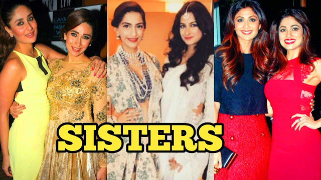 Five Pairs Of Bollywood That Give Us Sister Goals