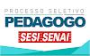 SESI/SENAI tem processo seletivo para Pedagogo! R$ 5.836,00 + benefícios