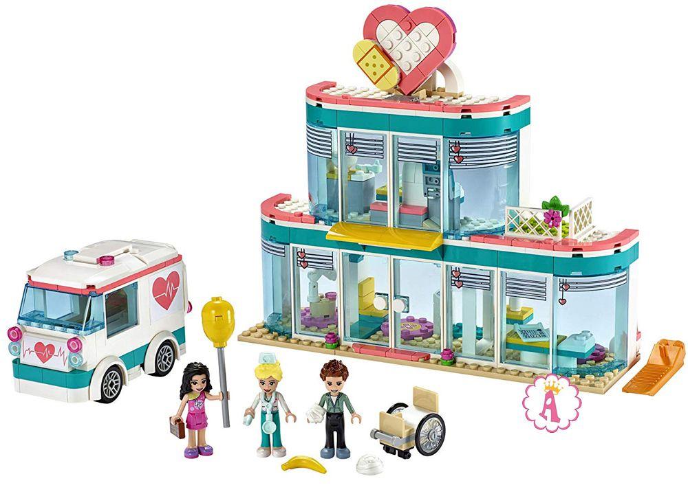 Больница Хартлейк Сити Hospital 41394