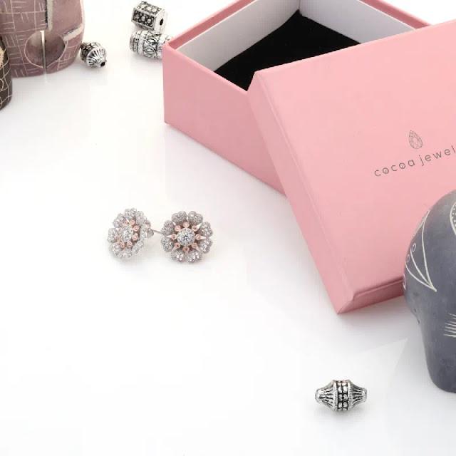 Cocoa Jewelry SunFlower Earring