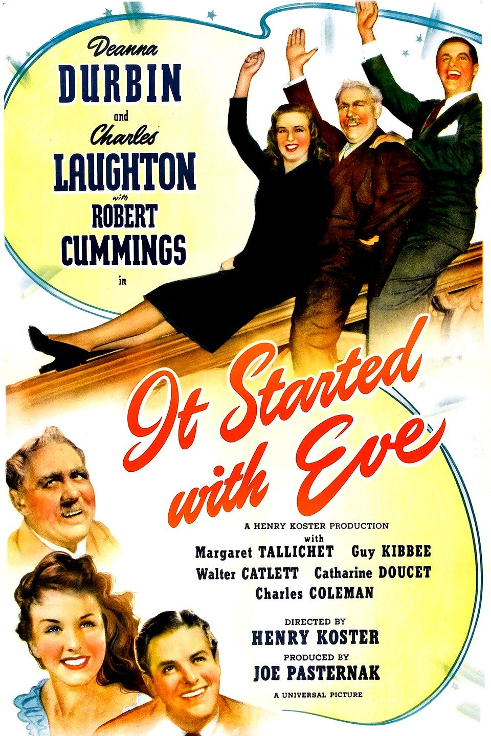 It Started with Eve [1941] [DVDR] [NTSC] [Subtitulado]