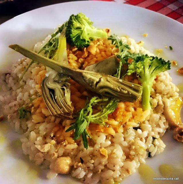 Taller de cuina a Empordàlia: Menjar sa de l'Empordà