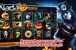 Ragam Bonus yang Bisa Didapat di Slot Nada4D