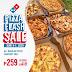 Domino's Pizza Flash Sale - June 5-7, 2020