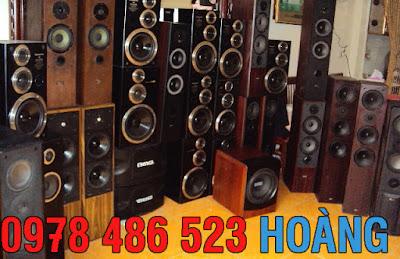 Thu mua loa nghe nhạc cũ tại tphcm ảnh 1