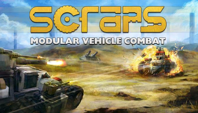 Scraps: Modular Vehicle Combat تحميل مجانا