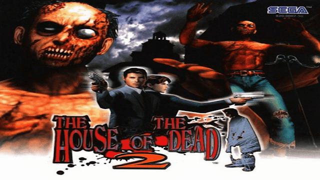 تحميل لعبه بيت الرعب 2 The House of the Dead