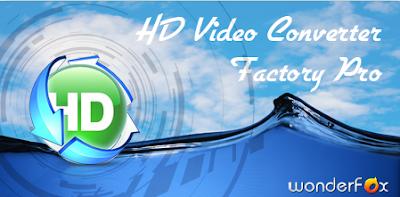 WonderFox HD Video Converter Factory Pro v9.1 + License Key Free Download