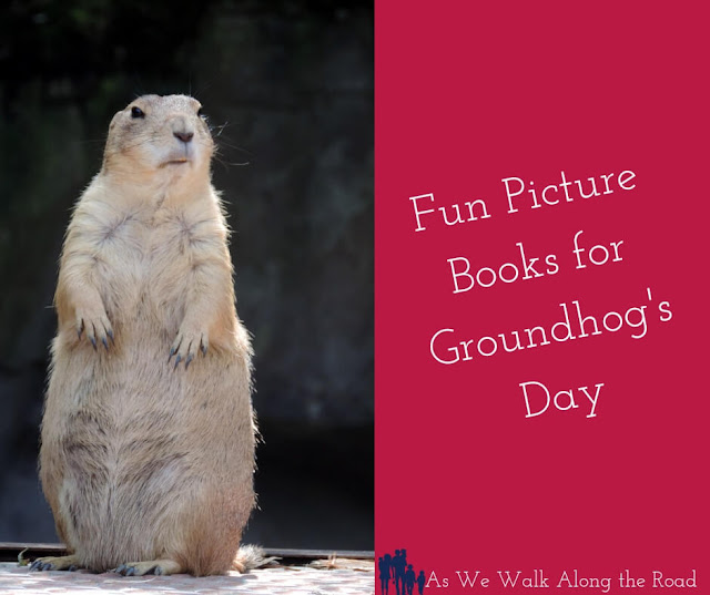 Groundhog's Day picture books