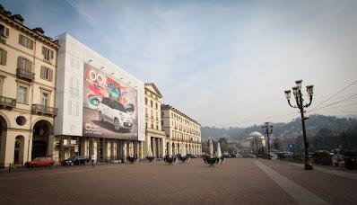 Piazza Vittorio Veneto-Torino