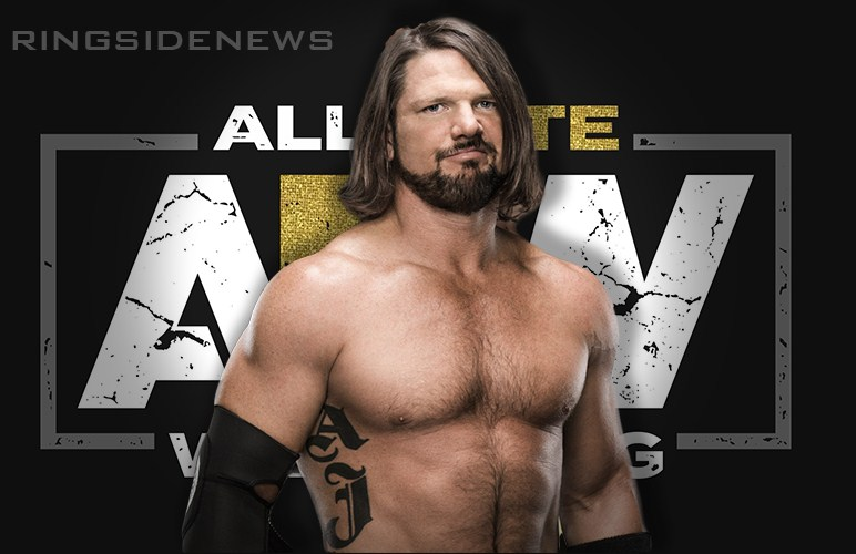 As expected, AJ Styles will have an extended stay with WWE Pics
