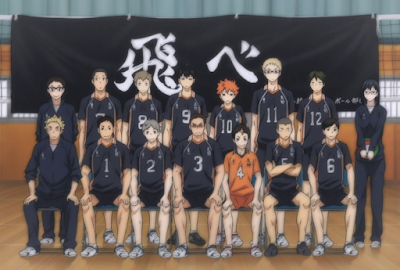 Tim Volly SMA Karasuno