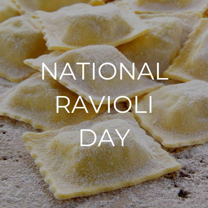 National Ravioli Day Wishes Awesome Images, Pictures, Photos, Wallpapers