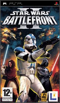 Star Wars Battlefront II PSP (Español - ISO) [MEGA]