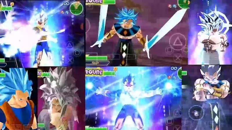 DBZ TENKAICHI Tag team Mod V1.5.5 Vegeta Ultra G.O.D and More new Transformation