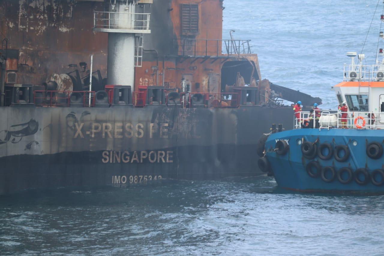 perl express ship photo