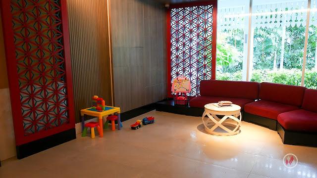 Kids corner 宜必思尚品普吉島城市酒店 - ibis Styles Phuket City