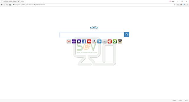 Private.search-protection.com (Hijacker)