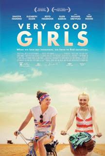Very Good Girls (2013) Drama romantico con Dakota Fanning
