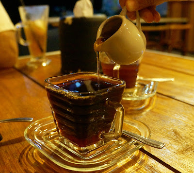 Tana Toraja V60  Silent Resto & Coffee Shop