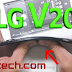 LG V20 Durability Test. Scratch, Bend And Burn Test