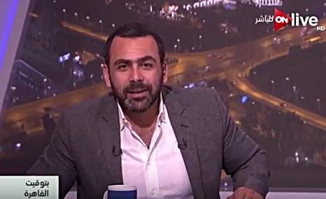 برنامج بتوقيت القاهرة 12/3/2017 يوسف الحسينى و أ.عزت إبراهيم