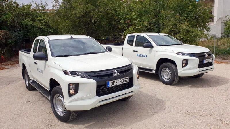 Προμήθεια δύο καινούργιων αυτοκινήτων από τη ΔΕΥΑ Ορεστιάδας