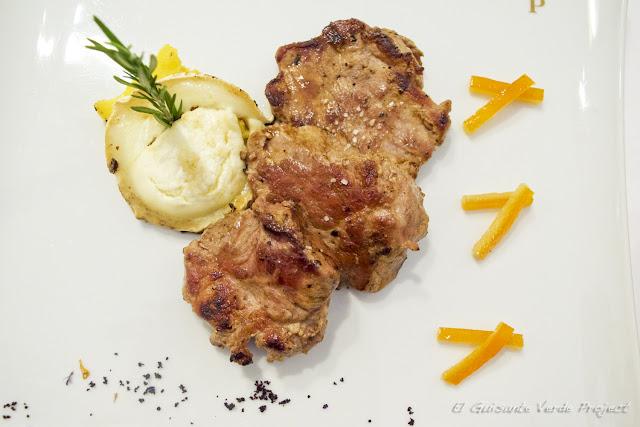 Gastronomía - Parador Nacional, Corias