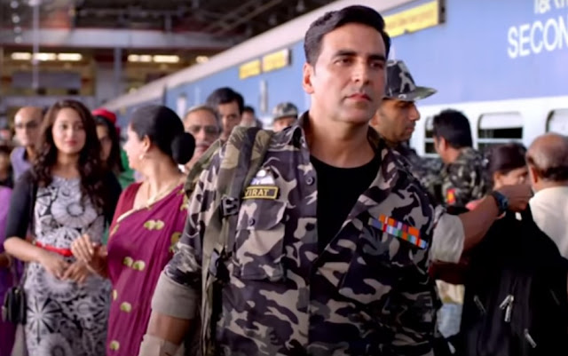 Holiday : Bollywood Movies On Indian Army