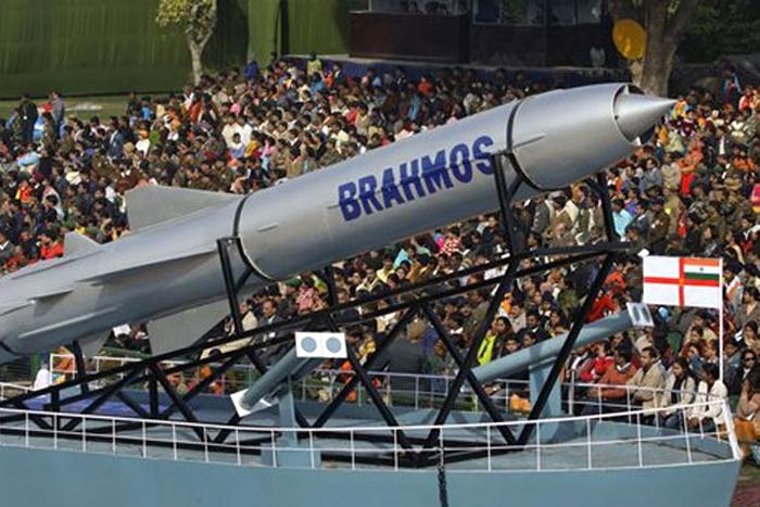 Rudal Brahmos produksi India