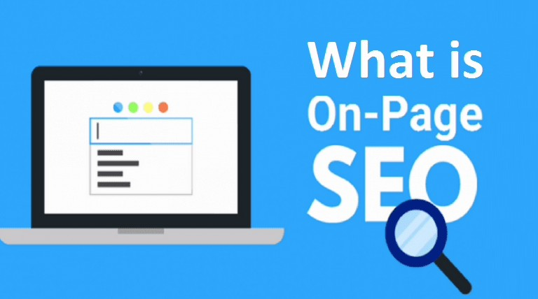 what is on page seo in hindi