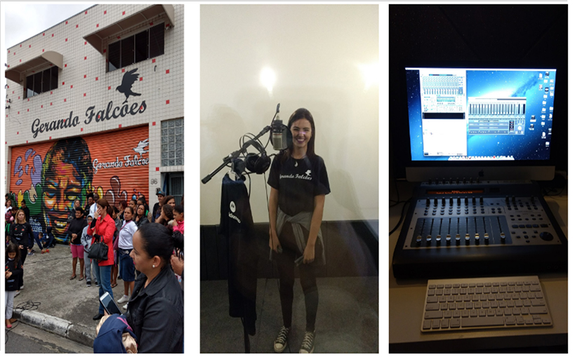 Magnifying Community Impact: Moto Dedicates Music Studio in São Paulo, Brazil