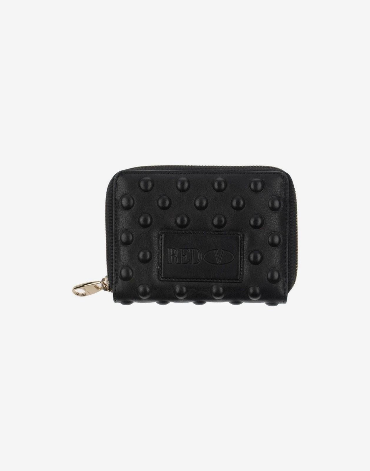 Valentino zip wallet