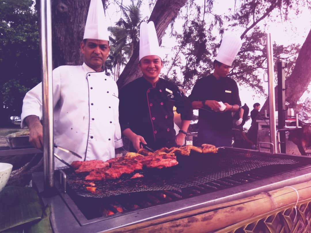 Master Chef Jit Fantastic Food