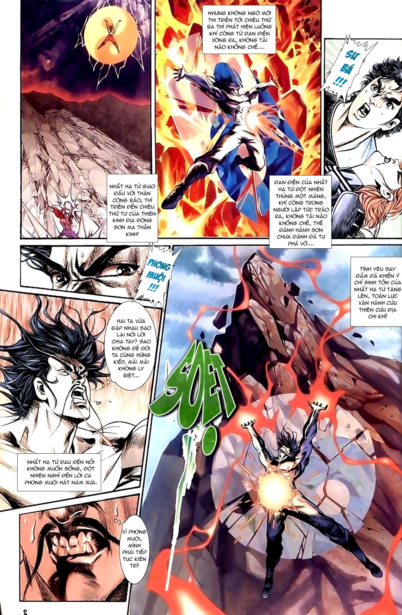 Cơ Phát Khai Chu Bản chapter 159 trang 3