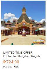 Enchanted Kingdom Promo