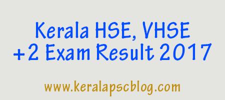 Kerala Plus Two Result 2017 Publishing Websites