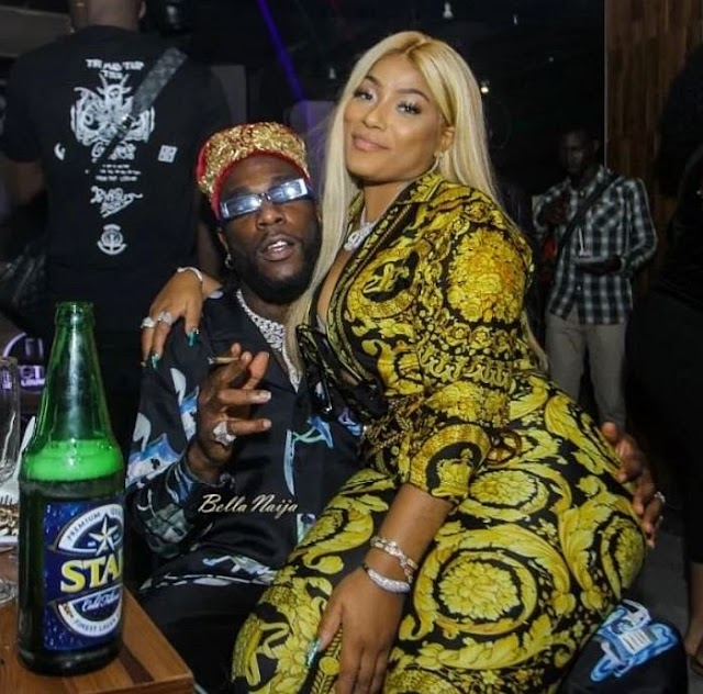 I Miss My Husband – Girlfriend Of Burna Boy Yells Out