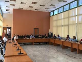 Συνεδρίαση του Συντονιστικού Τοπικού Οργάνου Πολιτικής Προστασίας του Δήμου Σαρωνικού, ενόψει της αντιπυρικής περιόδου