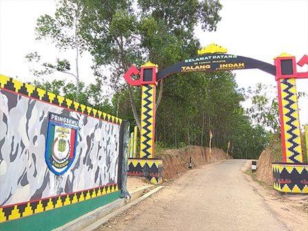 Talang Indah Pringsewu