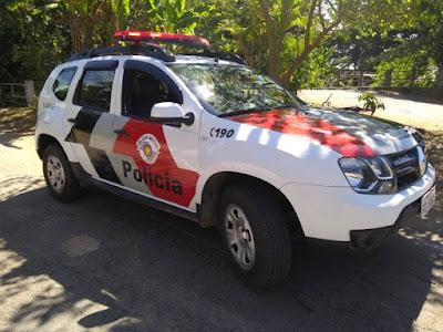 Polícia Militar apreende duas espingardas após tentativa de homicídio e fuga do autor em Juquiá