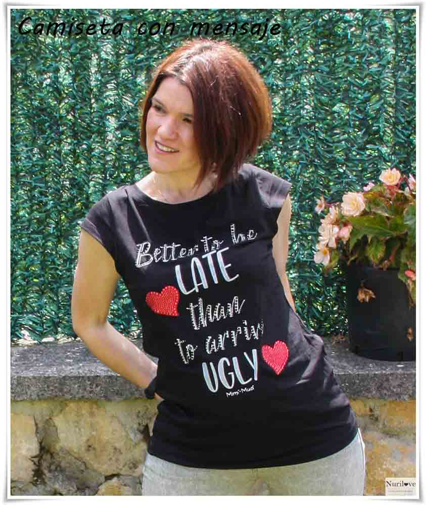 Camiseta con mensaje, las camisetas más de moda de la historia