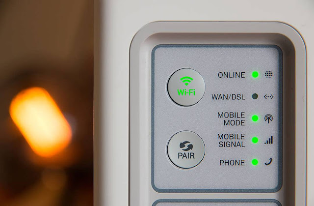 koneksi wireless