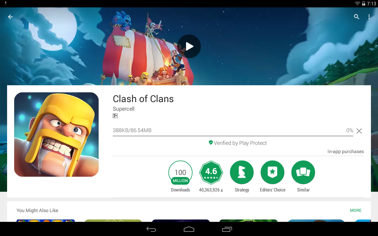 Install clash of clans on computer | Download Clash of Clans for PC