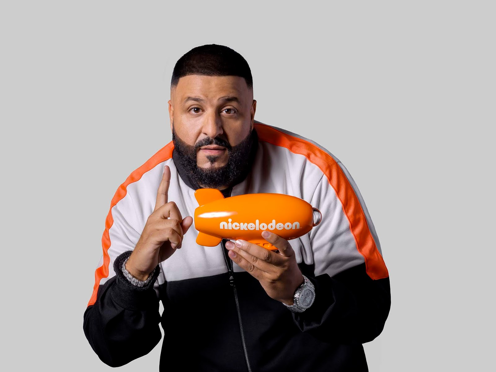 NickALive!: Music Mogul DJ Khaled to Host Nickelodeon's Kids